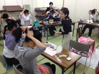 ヘアー教室
